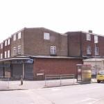 Westcote Aveneue / Egghill Lane shopping centre - now demolished