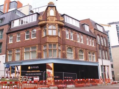 Boogie's Brasserie - John Bright Street