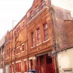 Birmingham Skin Hospital entrance for men - Beak Street
