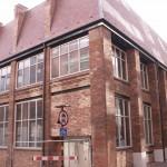 Corner of Beak Street and Lower Severn Street
