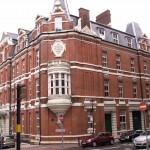 Birmingham and Midland Eye Hospital - corner of Church Street and Barwick Street