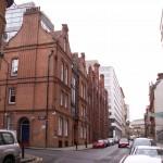 Ear & Throat Hospital, corner of Barwick Street and Edmund Street