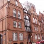 Edmund Street frontage