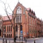 Margaret Street - Edmund Street corner