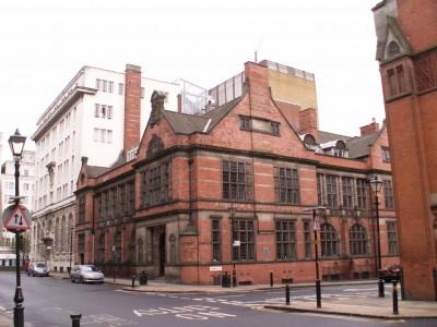 Birmingham and Midland Institute - Margaret Street