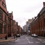 Cornwall Street Aspect looking towards Livery Street