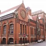 Birmingham School of Art - Margaret Street
