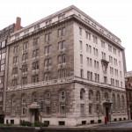 Birmingham Stock Exchange, Margaret Street / Great Charles Street