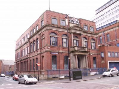 Birmingham Assay Office - Newhall Street
