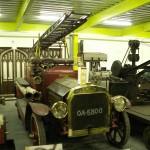 1913 Dennis fire engine from British Thomson Houston factory in Blackheath