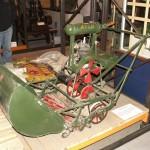 "22"" Petrol engine Atco lawnmower from 1921"