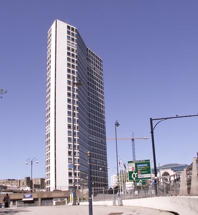 ATV Headquarters - Alpha Tower